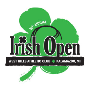 2018 Irish Open Logo