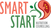 Smart Start Nutrition Counseling logo