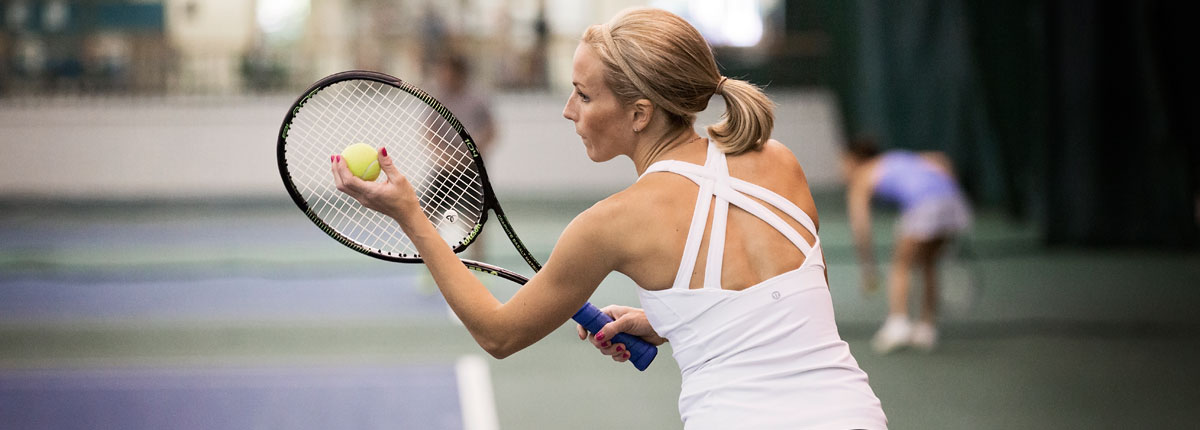Adult Tennis at West Hills Athletic Club