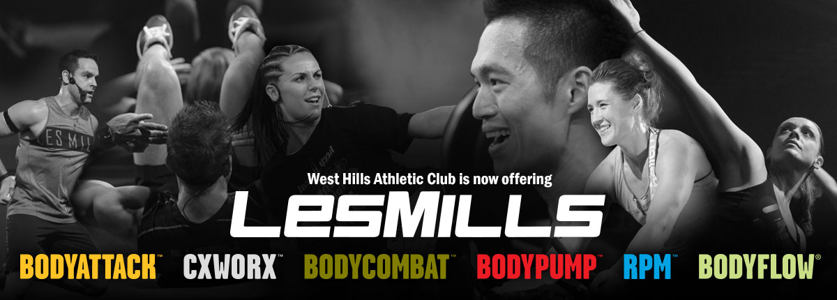 Les Mills Group Fitness Classes