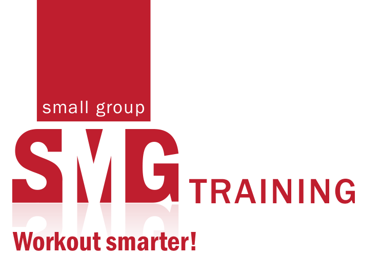 Small Group Training logo: Work Out Smarter!