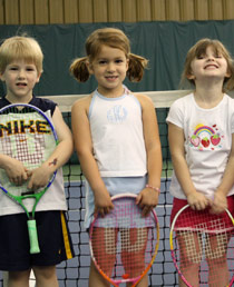 Intro Tennis at West Hills Athletic Club