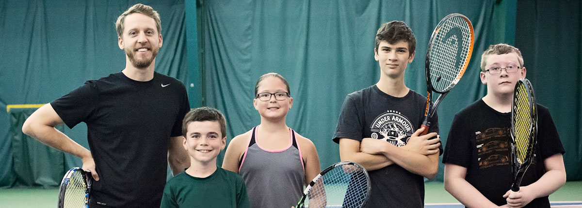 Private Tennis Lessons at West Hills Athletic Club