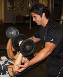 Personal Training at West Hills Athletic Club