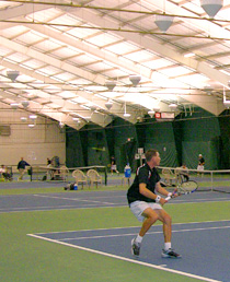 Tennis at West Hills Athletic Club